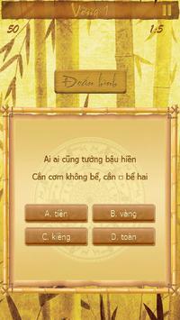 Truc Xanh - Duoi Hinh Bat Chu apk screenshot