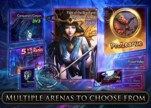 Ace of Arenas apk screenshot