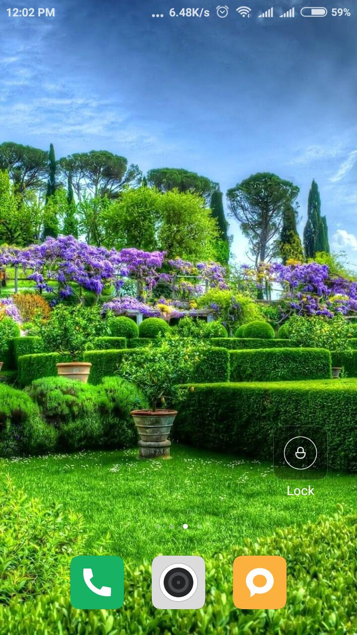 Hd Beautiful Garden Wallpapers For Android Apk Download