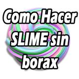 Como hacer slime sin borax