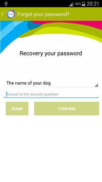 S.A. - Password Manager apk screenshot