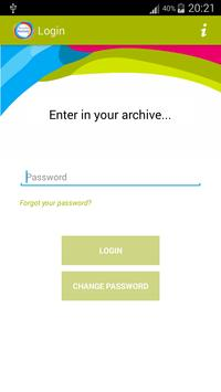 S.A. - Password Manager poster
