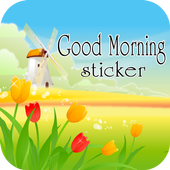 Good Morning Sticker icon