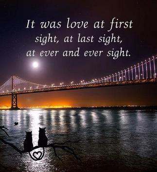 Romantic Love Quotes screenshot 1