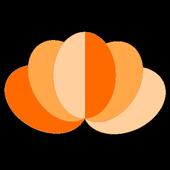 Symmetrical icon