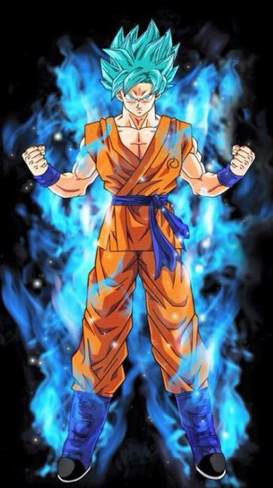 Goku Super Saiyan Wallpaper For Android Apk Download