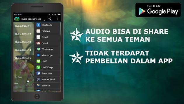Master Kicau Sogok Ontong Gacor apk screenshot