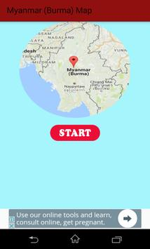 Myanmar Burma Map And Geography APK Download Free Maps - Burma map download