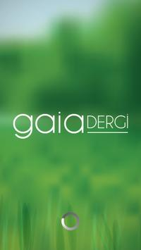 Gaia Dergi poster