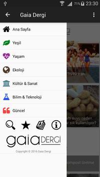 Gaia Dergi screenshot 1