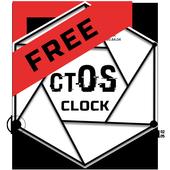 combatOS - UCCW Clock icon