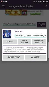 InsTake apk screenshot