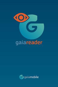 Gaia Reader poster