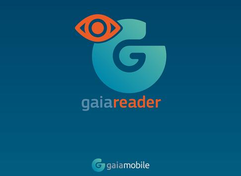 Gaia Reader screenshot 1