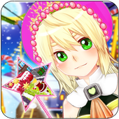 Christmas Princess Runner in Surfs Endless Temple! icon