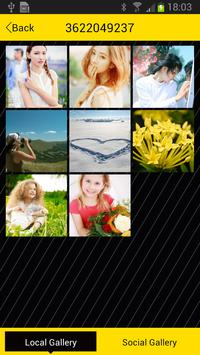 InkCase Photo apk screenshot