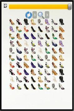 High-heeled Shoes Lianliankan screenshot 1