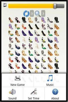 High-heeled Shoes Lianliankan screenshot 2
