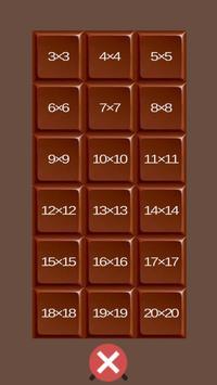 Chocolate Numbers screenshot 1