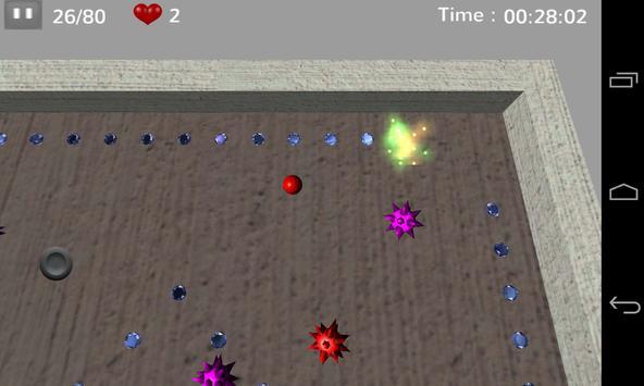 Ball and Diamonds apk screenshot