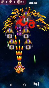 Galatic Attack : Alien Shooter スクリーンショット 1