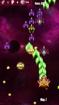 Galatic Attack : Alien Shooter スクリーンショット 2