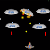 Alien Colliders, Space Shooter icon