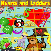 Hearts and Ladders icon