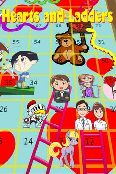 Hearts and Ladders screenshot 3