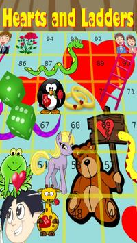 Hearts and Ladders poster