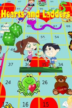 Hearts and Ladders screenshot 2