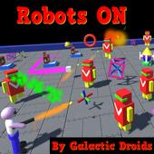 Robots ON icon
