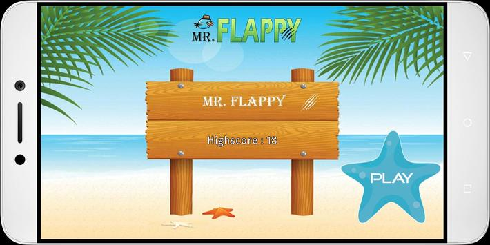 Mr. Flappy poster