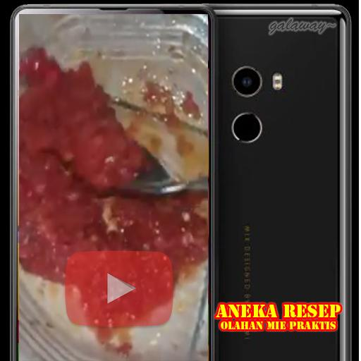 Aneka Resep Mie Instan For Android Apk Download