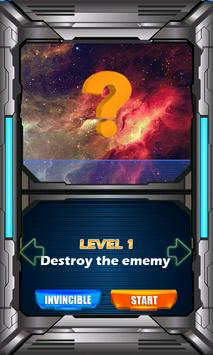 Galaxy Shooter War Legends screenshot 1