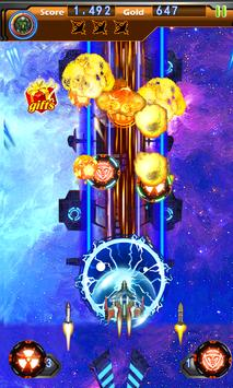 Galaxy Shooter War Legends screenshot 2