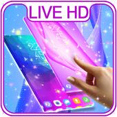 Live Wallpaper for Galaxy J2 & Lock screen icon
