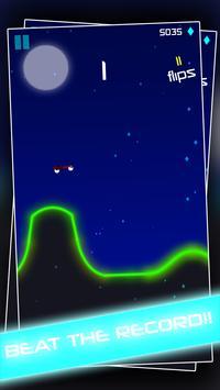Galaxy Neon Loner poster
