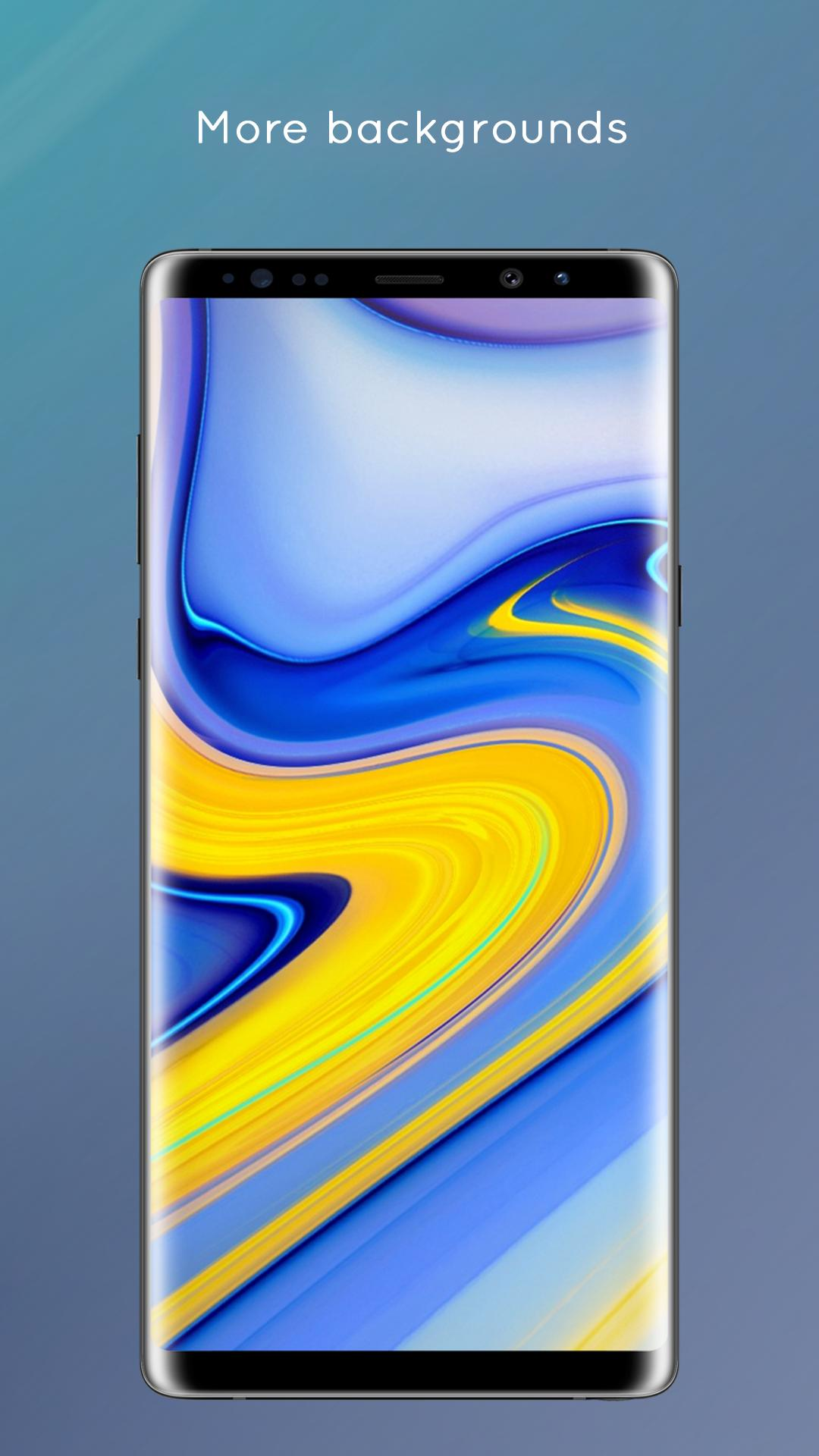 Galaxy Note 9 Wallpaper for Android - APK Download