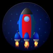 Galaxy Rocket Plus icon