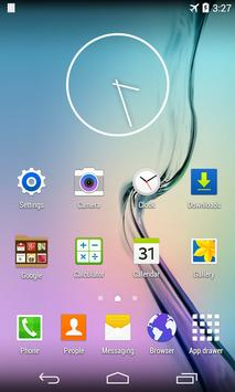 S Launcher for Galaxy TouchWiz poster