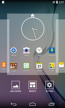 S Launcher for Galaxy TouchWiz apk imagem de tela