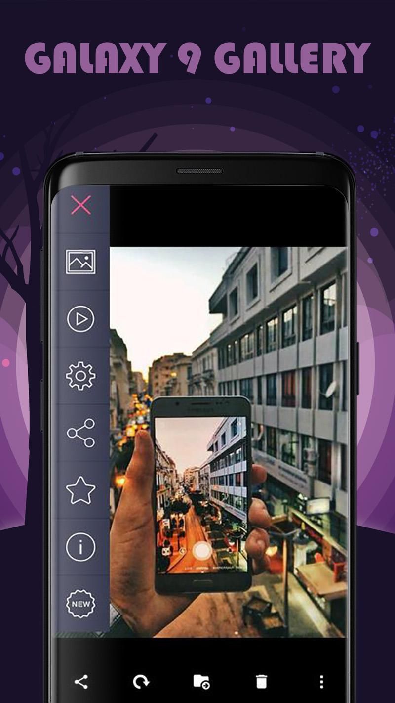 Samsung Galaxy Gallery S9 Pro 2018 for Android - APK Download