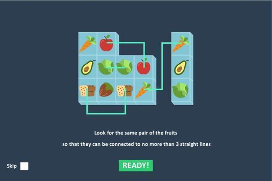 Onet Connect Fruit 2018 screenshot 1