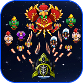 Galaxy Shouter 2018 : Space Attack icon