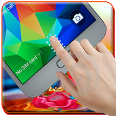 Fingerprint Lock Screen- Prank icon