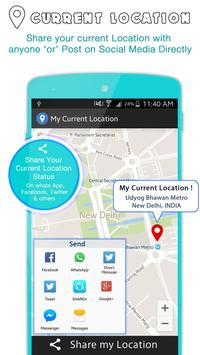 Route Finder apk screenshot