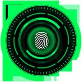 Fingerprint Lock Screen icon