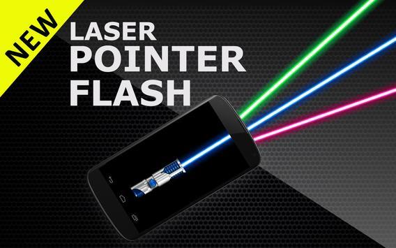 Laser pointer flashlight Prank screenshot 1