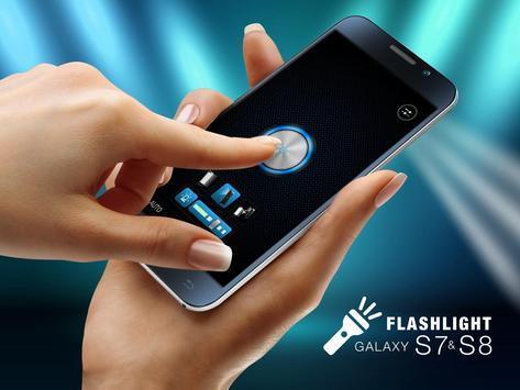S8 Flashlight poster